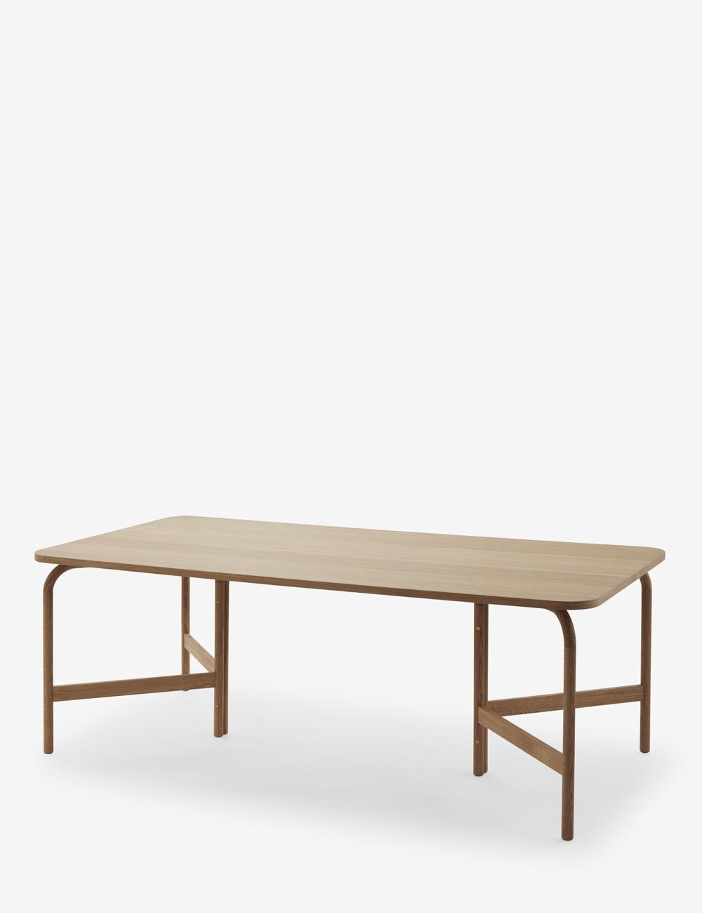 Aldus Table Skagerak - Mesa Comedor Roble Aceitado - Diseño Nórdico