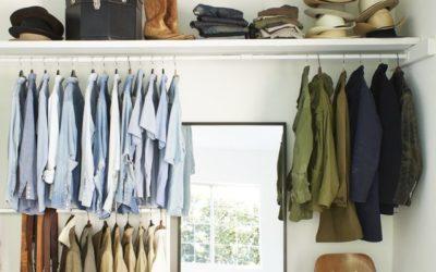 Ideas para ordenar el armario/ropero y aprovechar al máximo el  espacio