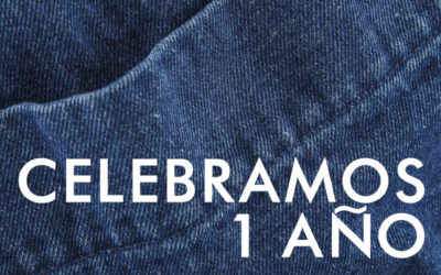 ¡Celebramos 1 Año!